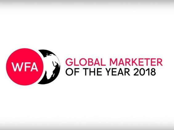 CMO Mastercarda z tytułem Global Marketer of the Year 2018