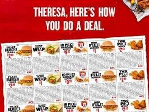 KFC nawiązuje w reklamie do obaw związanych z brexitem