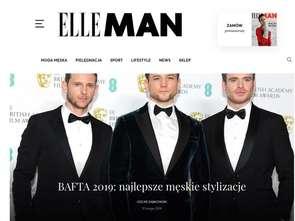 Elleman.pl - nowy serwis dla mężczyzn