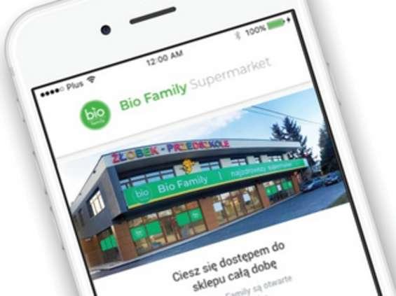 Bezobsługowa sieć Bio Family rośnie