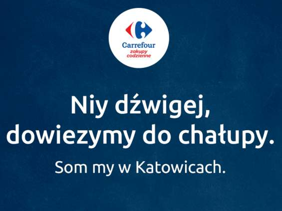 Carrefour uruchomił e-sklep w Katowicach