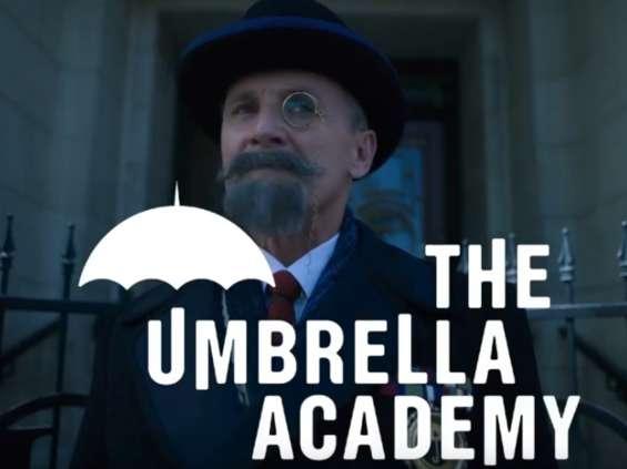 """Piotr Fronczewski reklamuje swoim głosem """"The Umbrella Academy"""" [wideo]"""