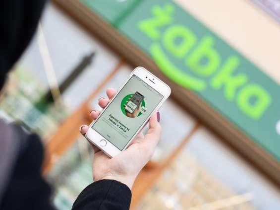 Żabka uruchomiła aplikację dla klientów