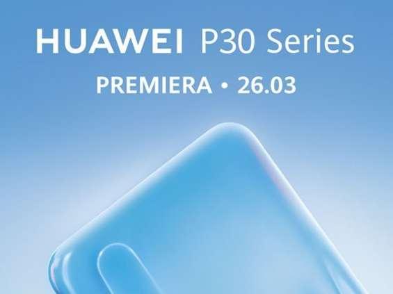 Huawei podgrzewa emocje przed premierą P30 [wideo]