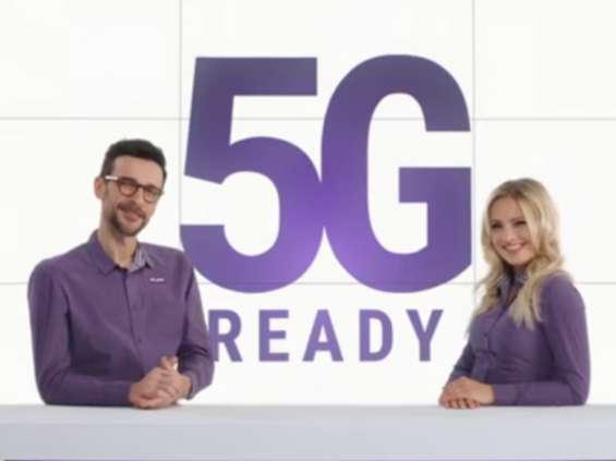 Play z przytupem wprowadza markę 5G Ready