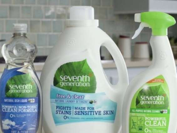 Unilever wprowadzi markę Seventh Generation