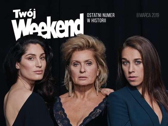 """Gazeta.pl kupuje i zamyka """"Twój Weekend"""""""