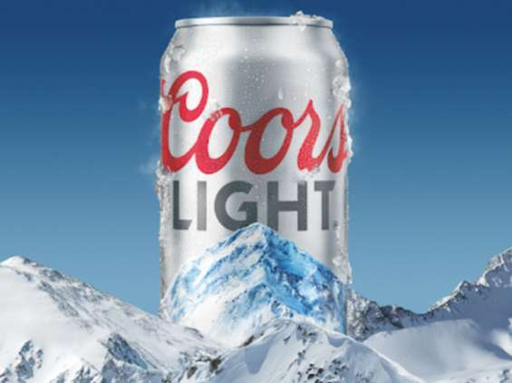 Miller Coors szuka nowej agencji dla Coors Light
