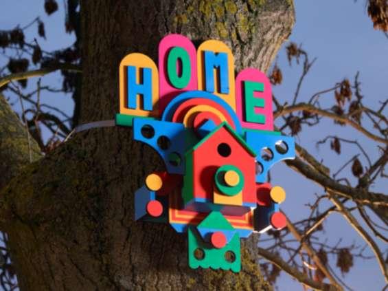 Artyści projektują domy dla zwierząt w ramach kampanii IKEA