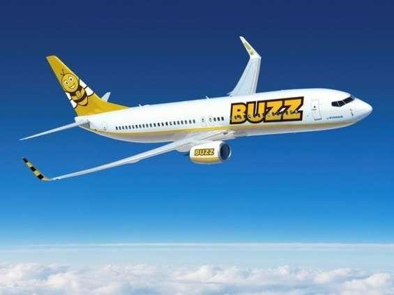 Buzz - nowa marka na polskim rynku lotów czarterowych