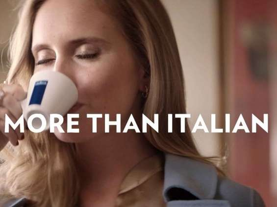 "Lavazza: ""More than Italian"""
