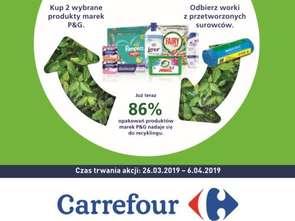 P&G z Carrefourem dla planety