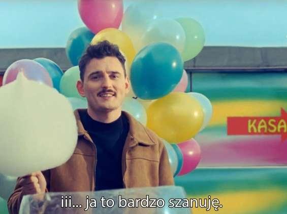 Dawid Podsiadło w wiosennej kampanii Credit Agricole [wideo]