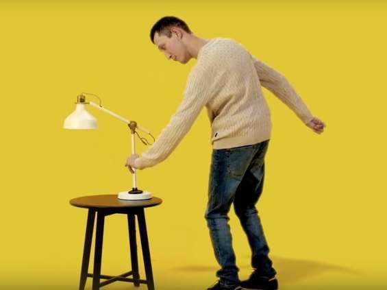 Izraelska IKEA dla niepełnosprawnych [wideo]