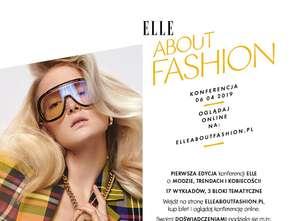 """""""Elle"""" organizuje konferencję modową"""