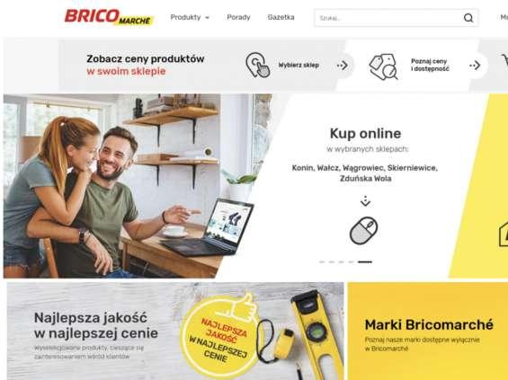 Bricomarché wchodzi w e-commerce