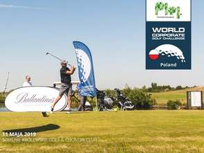 Ruszyły zapisy do World Corporate Golf Challenge Poland