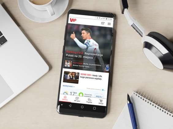 Portal WP ma nową wersję mobilną
