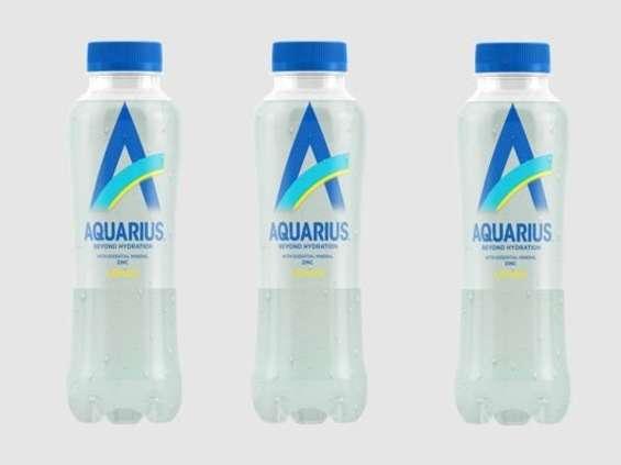 Coca-Cola wprowadza markę Aquarius na rynek brytyjski