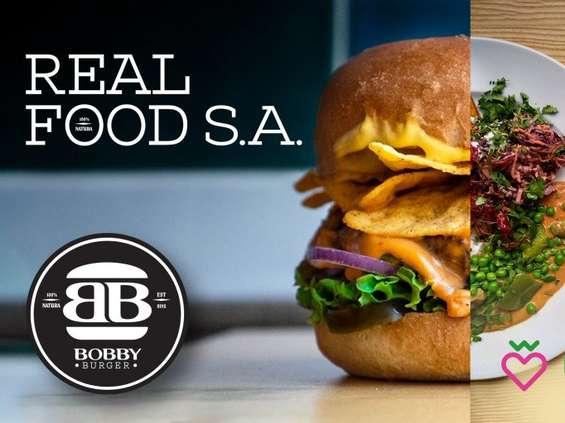 Bobby Burger i współwłaściciel CD Projekt tworzą Real Food