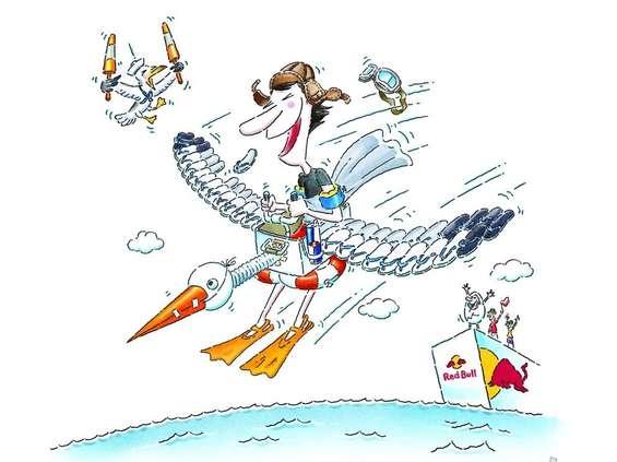Red Bull szuka asów przestworzy