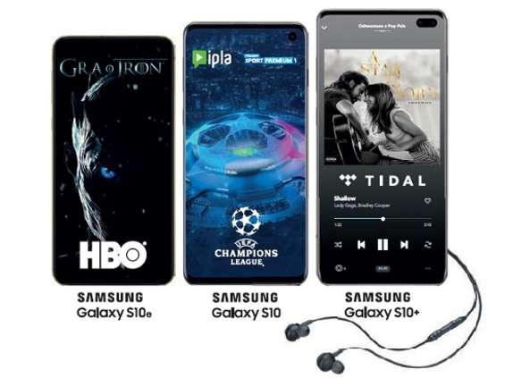 Plus wprowadza abonamenty komórkowe z HBO Go, Tidalem lub Ligą Mistrzów