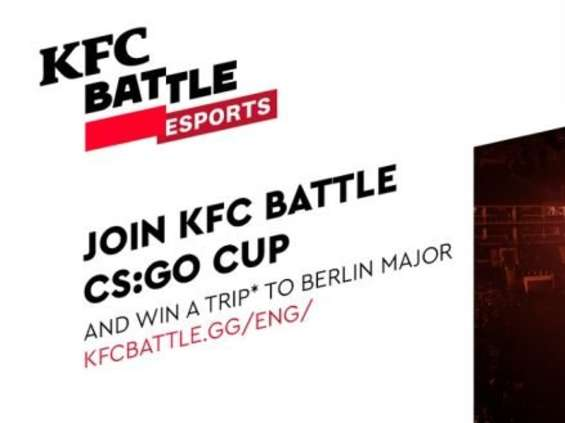 KFC organizuje pierwsze mistrzostwa e-sportowe w Europie Środkowo-Wschodniej