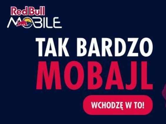 """""""#takbardzomobajl"""" - Plej dla Red Bull Mobile"""