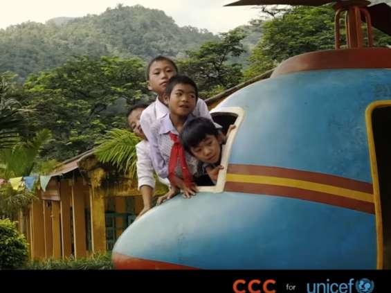 CCC zostaje globalnym partnerem UNICEF jako pierwsza polska spółka [wideo]