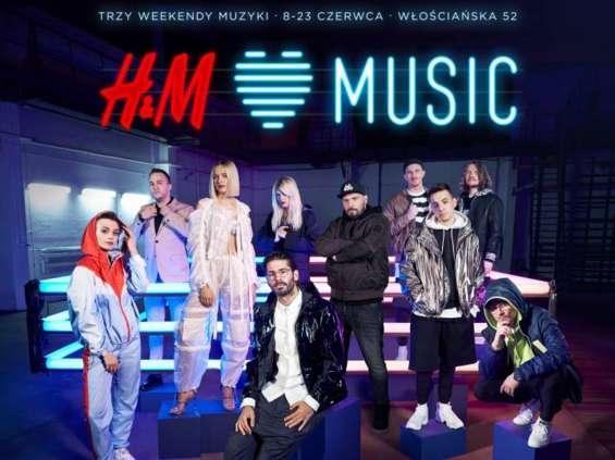 H&M Loves Music po raz trzeci [wideo]