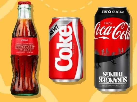 """New Coke powraca w kampanii promującej trzeci sezon """"Stranger Things"""""""