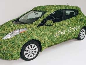 Uber wprowadza w Polsce elektryczne auta