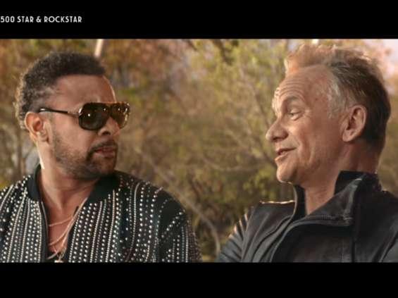 Sting i Shaggy w reklamie Fiata 500 [wideo]
