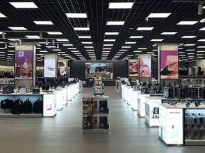 RTV Euro AGD z nowym konceptem sklepu w Galerii Młociny