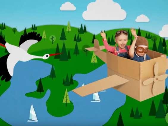 Bambino  i Chapter 1 pielęgnują dziecięcą wyobraźnię!
