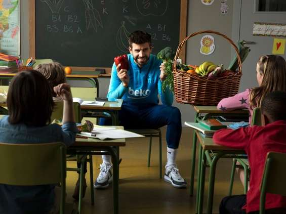 Beko namawia dzieci, by jadły jak ich mistrzowie [wideo]