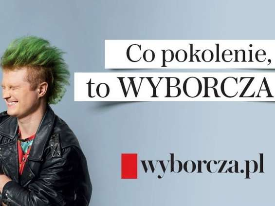 """""""Gazeta Wyborcza"""" z kampanią na 30-lecie"""
