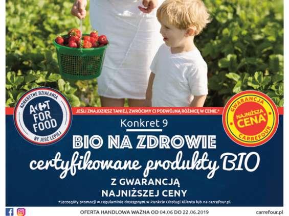 Carrefour z nową odsłoną kampanii Act For Food