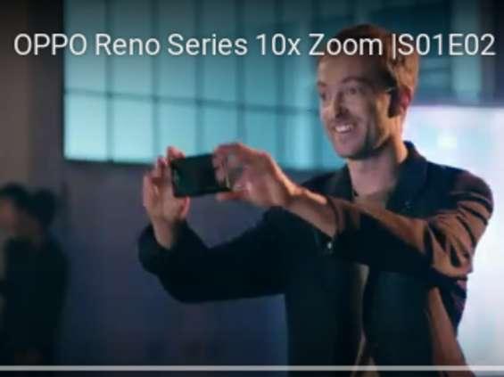 Oppo reklamuje Reno 10x Zoom