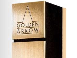 16 statuetek i 22 wyróżnienia w konkursie Golden Arrow