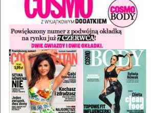 """Większy """"Cosmopolitan"""" od dziś w Biedronkach"""