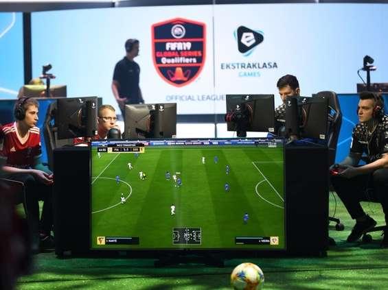Ponad 1,72 mln widzów pierwszej edycji Ekstraklasa Games