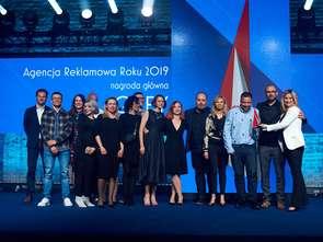 Gala Agencja, Dom Mediowy, Marketer Roku 2019
