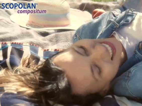 Scopolan compositum z pierwszą w swojej historii kampanią reklamową [wideo]