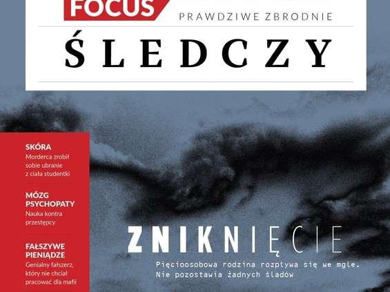 """""""Focus śledczy"""" - nowy magazyn Burdy"""