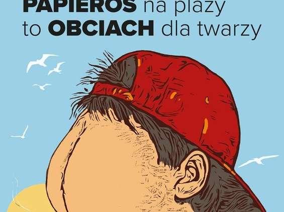 """""""Plaża bez peta"""" - wakacyjna akcja serwisu Gazeta.pl"""