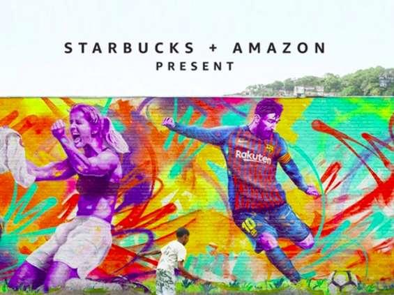 Starbucks i Amazon wspólnie robią serial dokumentalny o futbolu [wideo]