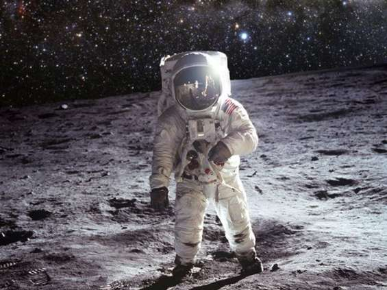 National Geographic świętuje rocznicę lądowania człowieka na Księżycu