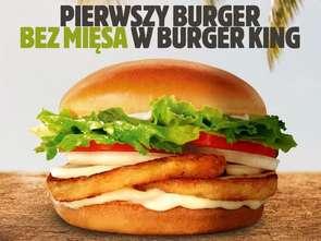 Burger King wprowadza w Polsce burgera bez mięsa