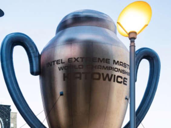 Intel jest najbardziej rozpoznawalnym sponsorem e-sportu